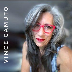 NEW Hornrim Eyeglass Frames for ur RX Vince Camuto